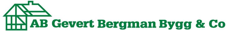 AB Gevert Bergman Bygg & CO